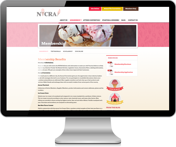 National Ice Cream Retailers Association Image 2