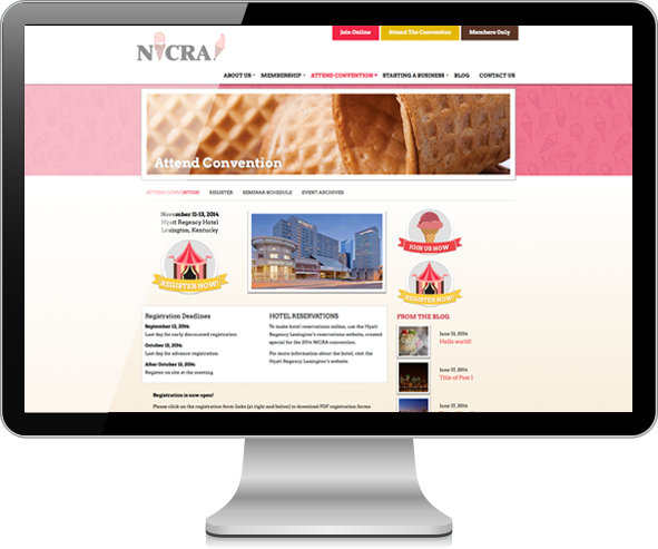 National Ice Cream Retailers Association Image 3